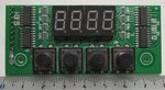 Compact Par 7 Tri Display PCB (SPTOP037)