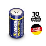 Varta industrial 1.5V LR14 baby C battery