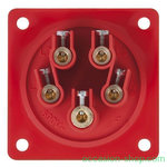 PCE CEE 32A 400V 5P Male socket IP44