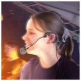 DAP EH-1 Condenser Stage Headset Microphone_