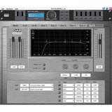 DAP DCP-26 MKII 2 in / 6 out Digital speaker processor / crossover_