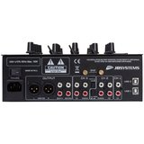 JB Systems Battle 4-channel USB DJ mixer_