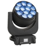 Showtec Infinity IW-1240 RDM RGBW Wash moving head with electronic Zoom_
