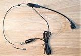 Line 6 XD-V30HS microphone headset 6.3MM stereo jack_