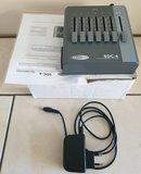 Showtec SDC-6 6-channel DMX controller fader desk_