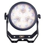 Showtec NanoQ 12 Q4 RGBW LED Zoom spot_