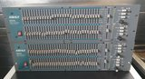 Ashly GQX-3102 2x31 band constant Q Graphic equalizer_
