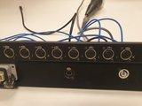 """TRS 19"""" audio patchpanel HAN24P/XLR 3P./Ethercon RJ45_"""