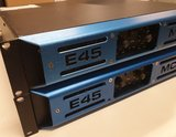 MC2 audio E-45 lightweight, high-power switch mode amplifier_