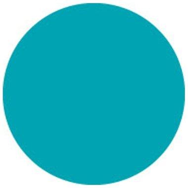 Showtec Colour Sheet Economy 122 x 55 cm Medium Blue-Green