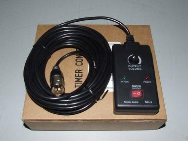 Antari SC-1 Remote controller for snowmachine wired