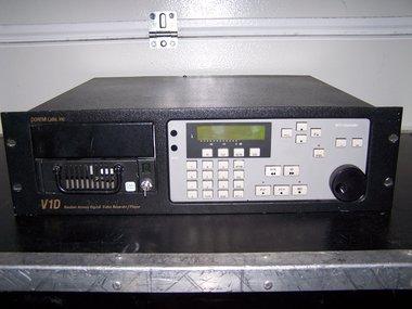DOREMI V1D random access digital video recorder / player incl. harddisk and key