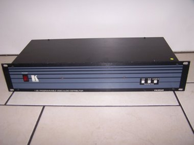 Kramer VM-20AR 1:20 programmable video & audio distributor