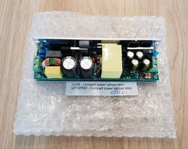 Compact Power Lightset Power supply (PSU) (SPTOP682) Version 2