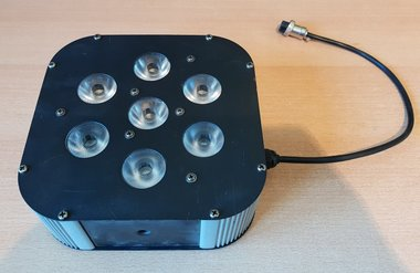 Compact Power Lightset LED Par module Version 1