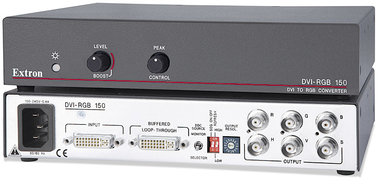 Extron DVI-RGB 150 DVI to Analog RGB Video Interface