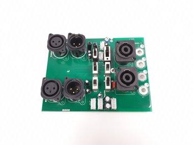 DAP vision 2400 output pcb