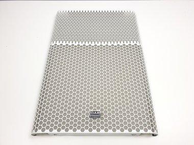DAP XI-10 MK1 front speaker grille white
