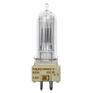 Philips GY9.5 lightbulb 650W 230V CP/89 FRL