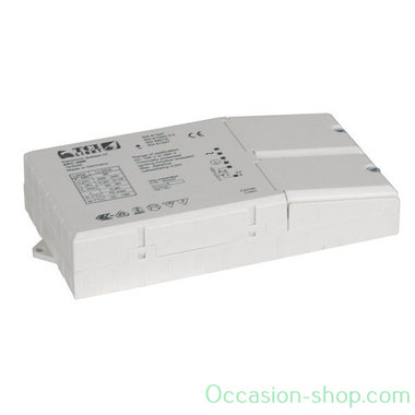 TCI MBQ 142/2 electronic ballast TC-D/E 26W, TC-T/E 32W, GX24q-3