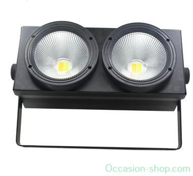 MG COB200 Audience Blinder DMX 2x100W LED COB WW