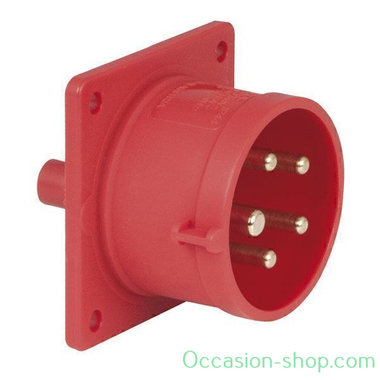 PCE CEE 16A 400V 5P Male socket IP44
