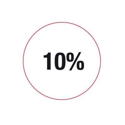"""Artecta Grafix Gobo text 10%"""""""""""