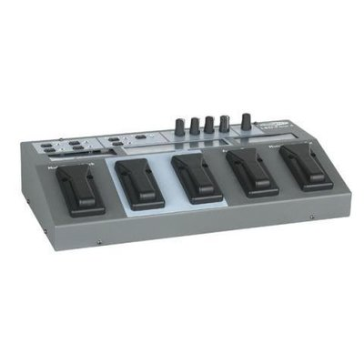 Showtec LED-Foot 4 DMX 4-channel patchable LED controller