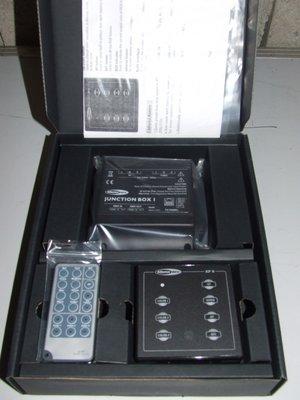 Showtec X-KP MKII RGB/DMX Controller