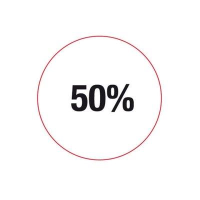 """Artecta Grafix Gobo text 50%"""""""""""