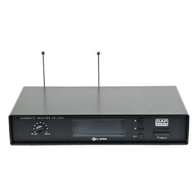 DAP-Audio ER-1193B 1 Channel 193 Freq. PLL Receiver 740-764 MHz