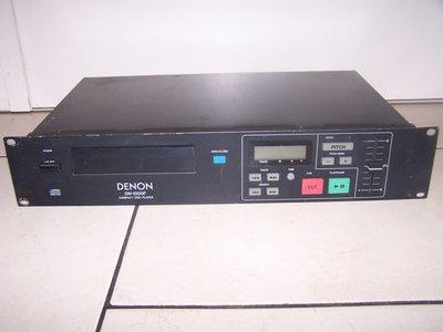 """Denon DN-1000F single CD player 19"""" 2U"""