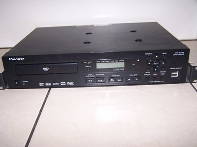 Pioneer DVD-V8000 Professional DVD player NTSC + PAL