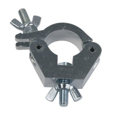 Showtec 50 mm Slimline Half Coupler SWL: 500 kg