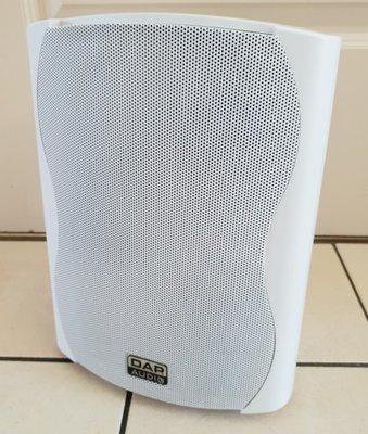 DAP-Audio PR-62 65W - This set contains 2 pcs. White