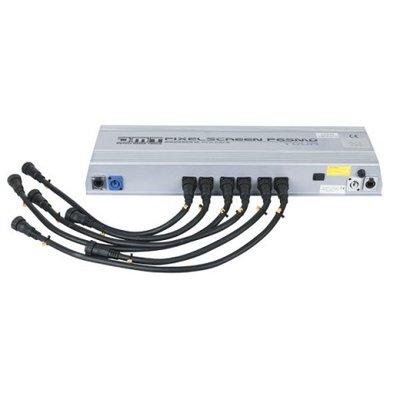 DMT Control module P6 SMD Outdoor rental, SMD3535 (Black Frame)