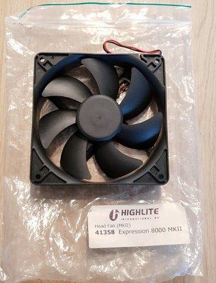 Expression 800 Q4 Head Fan