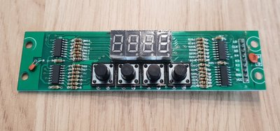 Compact Power Lightset Display PCB (SPTOP058) (SMD version)