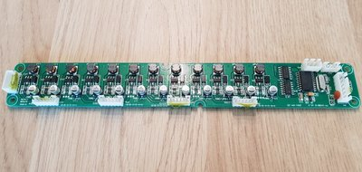 Compact Power Lightset LED Driver PCB (SPTOP027)