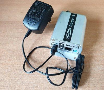 Showtec Node-1 DMX-Artnet 2 way Convertor