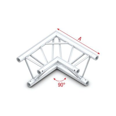 Milos PT30003 (ACB21) 90 degrees 2-way corner Triangle P Truss