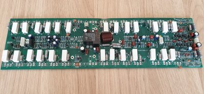 Main module for DAP Vision-3500 Amplifiers