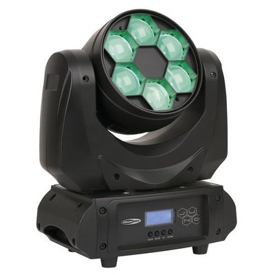 Showtec Juno 2-in-1 LED beam effect moving head