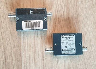 Sennheiser AB 2-E antenna booster/amplifier 830-866 MHz