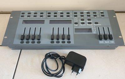 Showtec LED Commander Pro DMX LED par controller with channel displays