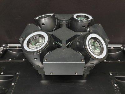Light Inc. Hypno Beam LED moving head effect 4x 60W RGBW + Hypno effect