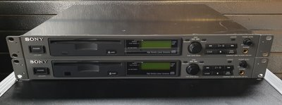 Sony CDP-D11 single 1U CD player