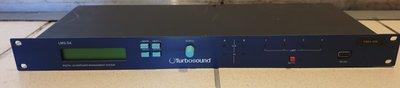 Turbosound LMS-D4 2 in / 4 out digital loudspeaker management system
