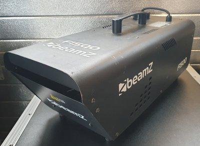 Beamz F1500 DMX fazer 1500W incl. timer remote
