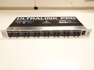 Behringer Ultralink MX882 Ultra-Flexible 8-Channel Splitter/Mixer